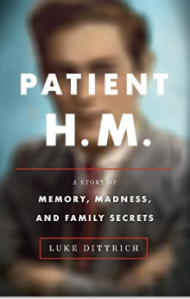 The book 'Patient H.M.' is being released today.