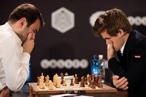 Reigning World Champion Magnus Carlsen hopes history will repeat itself at this November's chess championship.