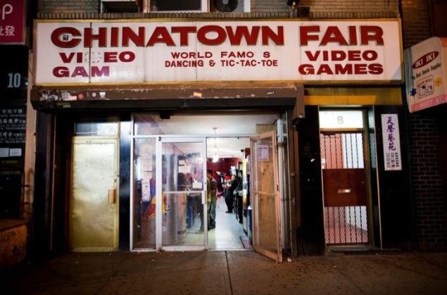 Chinatown Fair as it looked prior to its temporary closing in 2011.