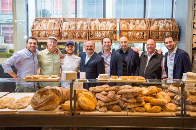 The bread brigade.