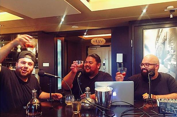 Alvin Cailan and Nakul and Arjun Mahendro broadcast from The Cosmopolitan of Las Vegas.