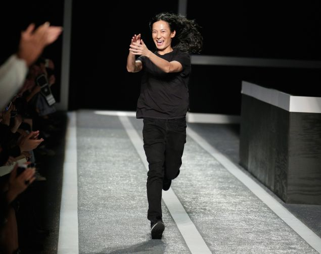 Where's Alexander Wang going next?