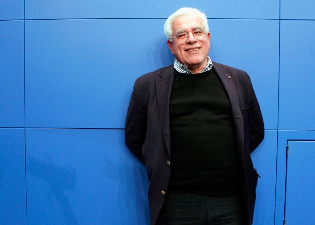 Famed architect Peter Eisenman is looking to offload his Greenwich Village co-op.