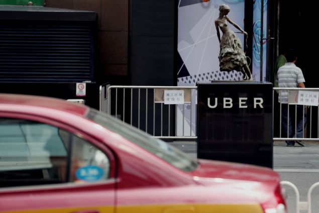 Blue skies ahead for Uber's new enterprise?