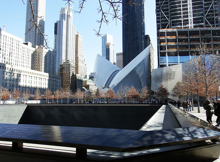 Remembering the victims was an unquestionable priority in the rebuilding of ground zero.