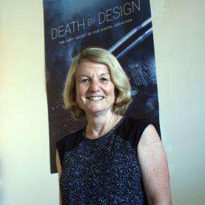 Sue Williams, director of Death By Design.