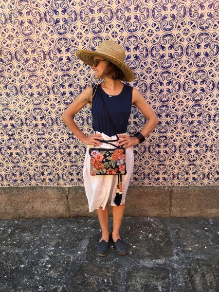 Kathryn Fortunato in Porto