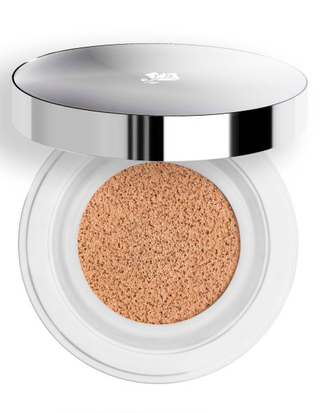 Lancôme Miracle Cushion Liquid Cushion Compact Foundation in 140 Ivoire, $47, Lancome-usa.com