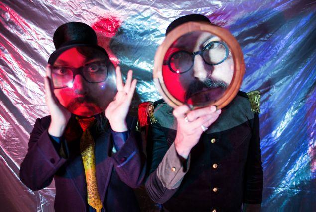Sean Lennon and Les Claypool are The Claypool Lennon Delirium.