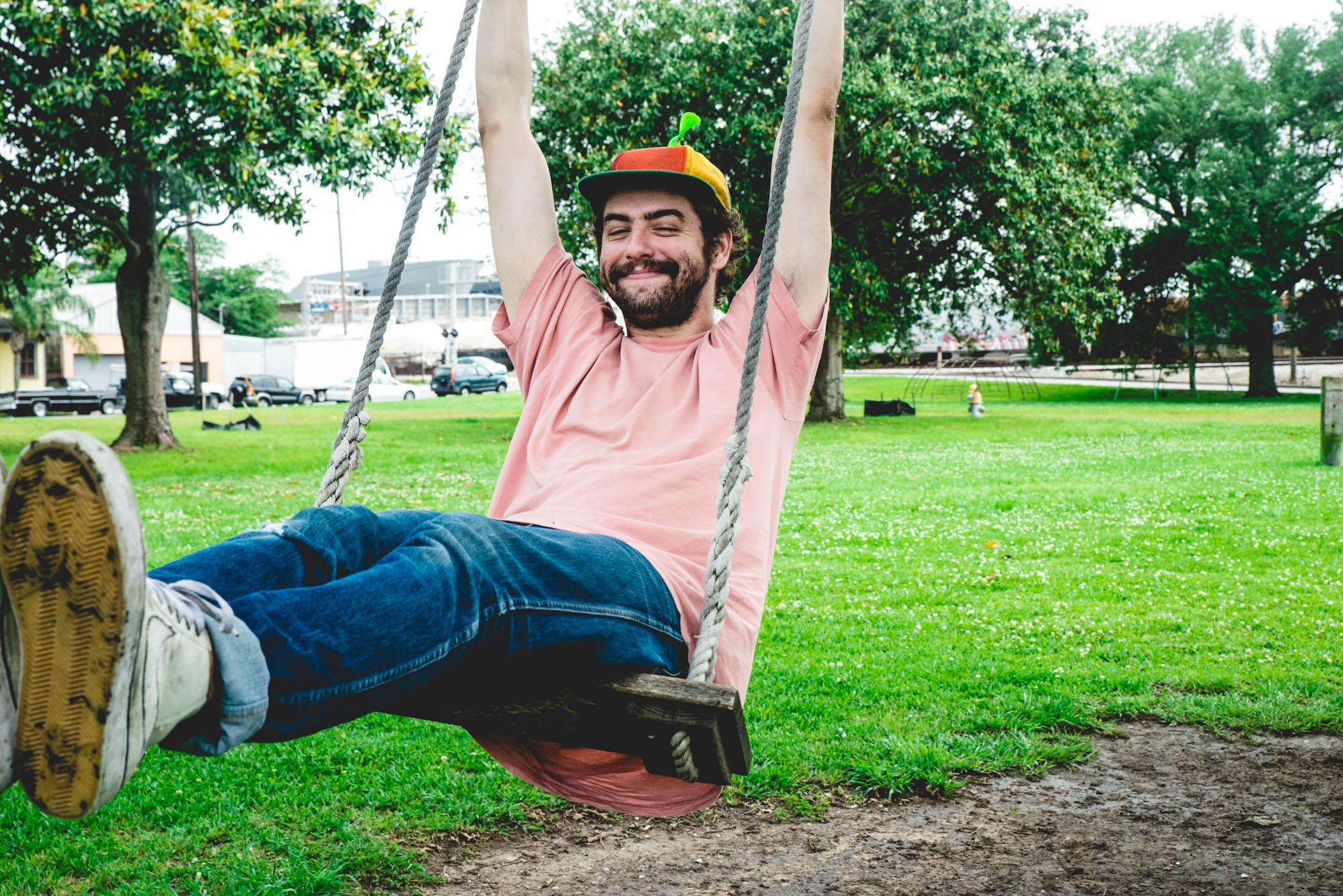 Alex Brettin's got that swing.