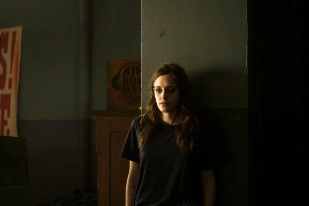 Carly Chaikin as Darlene.