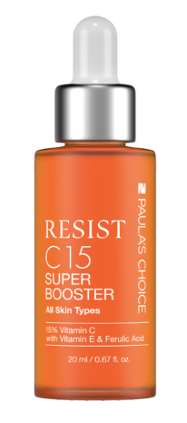 Paula's Choice Resist C15 Super Booster, $49, Paulaschoice.com