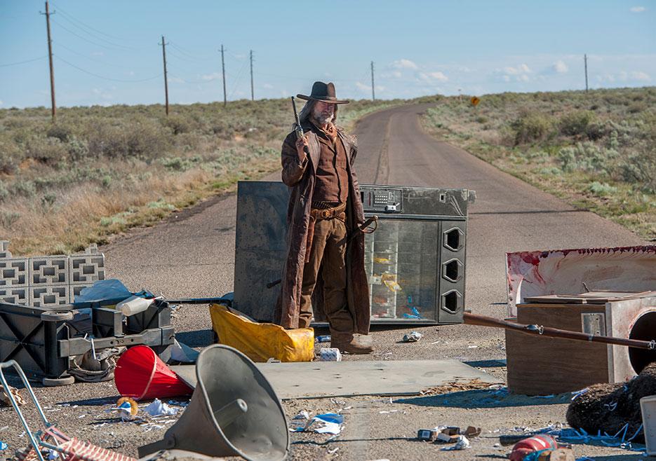 Graham McTavish as Saint of Killers.