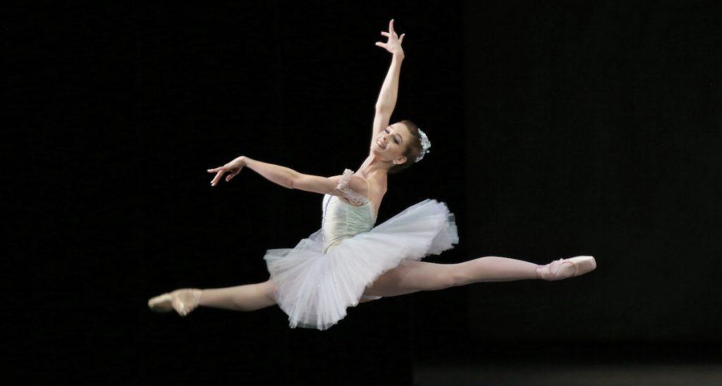 Image of NYCB principal dancer Lauren Lovette via DanceIforma.com