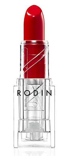 Rodin Lipstick in Red Hedy, $38