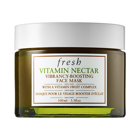 Fresh Vitamin Nectar Vibrancy-Boosting Face Mask, $62
