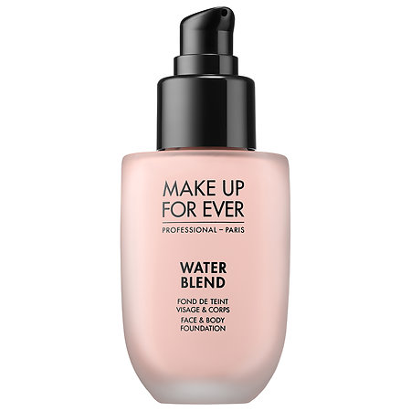 Make Up Forever Water Blend Face & Body Foundation, $43