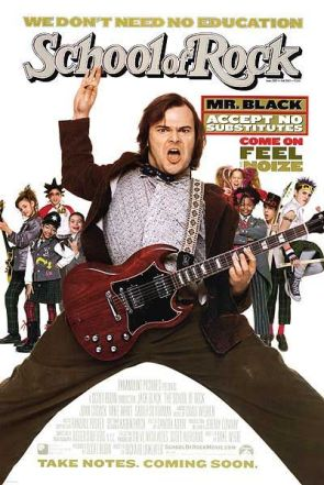 School of Rock.