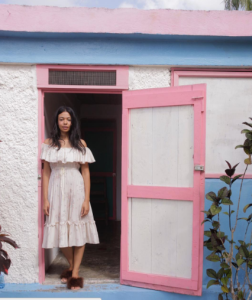 James explores Haiti as she expands her work beyond Africa.