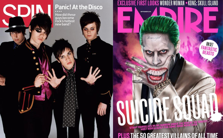 Everyone's favorite emo icons