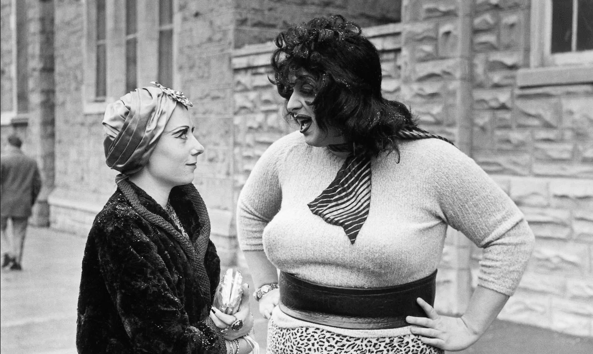 A still from Multiple Maniacs