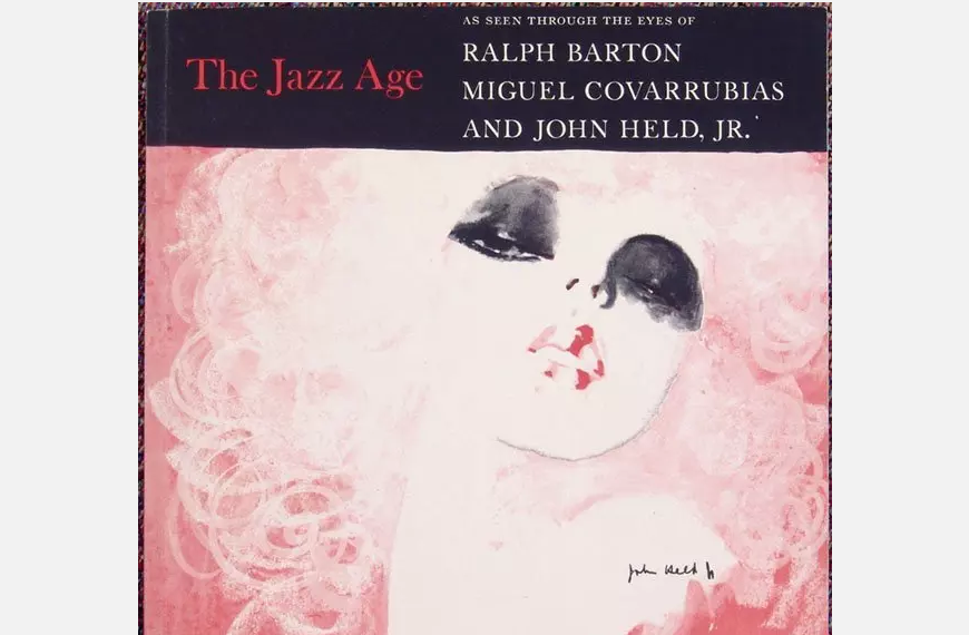 """Jazz Age: As Seen Through the Eyes of Ralph Barton, Miguel Covarrubias & John Held, Jr."""