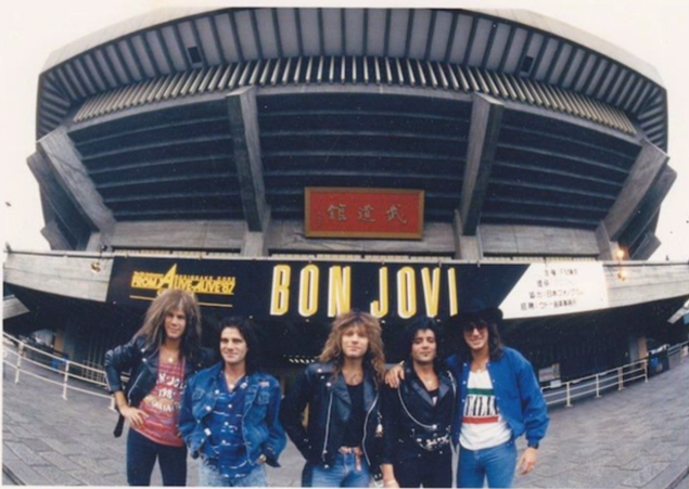 Bon Jovi.