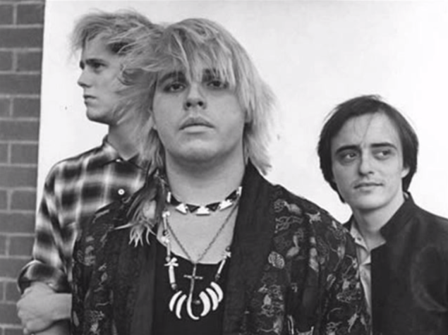 Jeffrey Lee Pierce and The Gun Club.