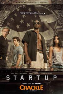 Promo art for StartUp.