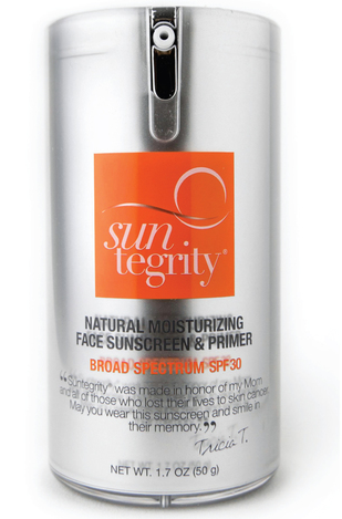 Suntegrity Natural Moisturizing Sunscreen & Primer