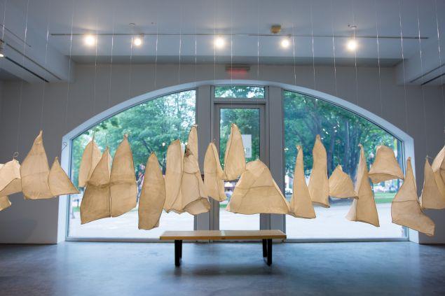 "Thu Kim Vu ""...Floating..."" exhibition."