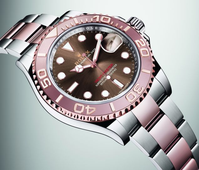 Oyster Perpetual Yacht-Master 40.