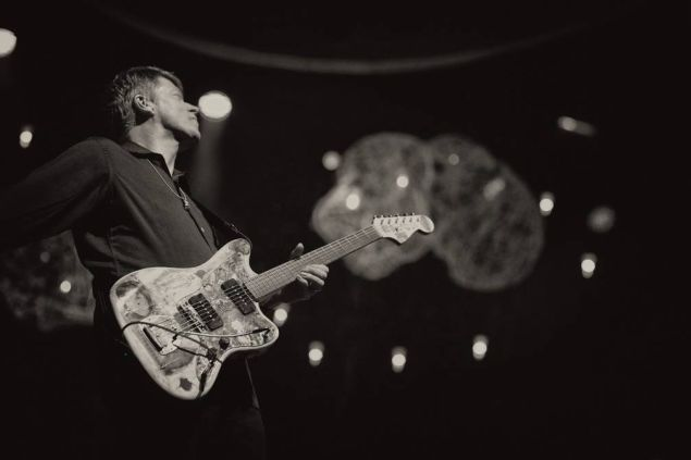 Nels Cline.