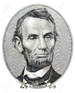 Lincoln will now always have a beard until the end of time.