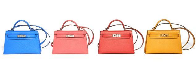 Introducing the Kelly Mini II handbag.
