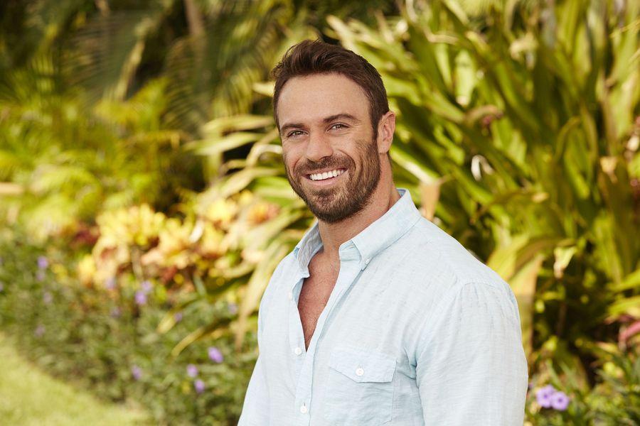 Chad Johnson of The Bachelorette fame.