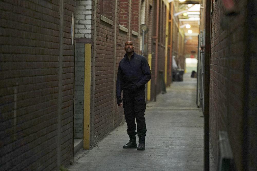 "Henry Simmons as Agent Alphonso ""Mack"" MacKenzie."