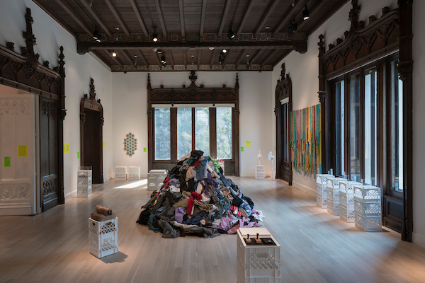 """Exhibition view of """"Take Me (I'm Yours)"""" at The Jewish Museum."""