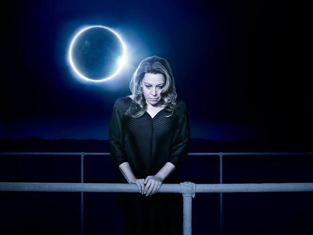 Nina Stemme as Isolde in Mariusz Treliński's new production of Wagner's Tristan und Isolde.