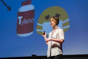 Rebecca Brachman at TEDxNewYork