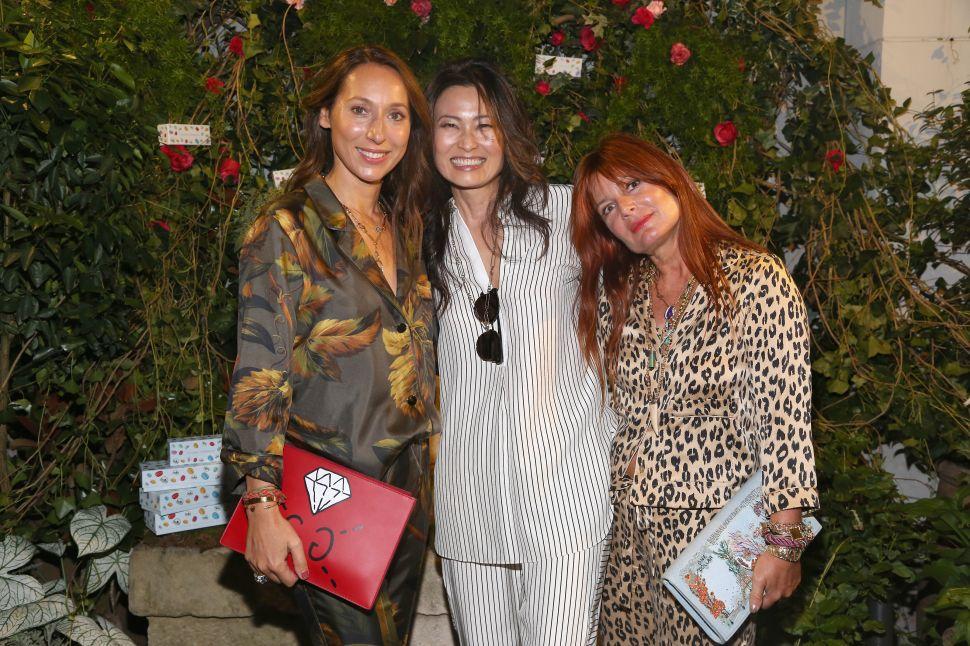 Elisabeth Holder, Sunhee Grinnell, Celine Kaplan
