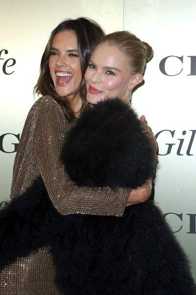Alessandra Ambrosio, Kate Bosworth.