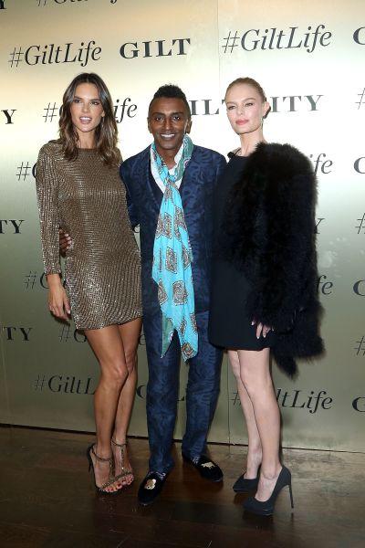 Alessandra Ambrosio, Marcus Samuelsson, Kate Bosworth