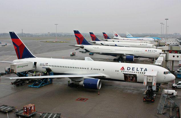 Did hackers strike Delta?