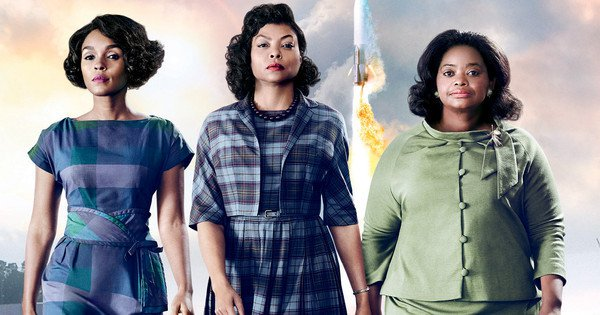 Janelle Monae, Taraji P. Henson and Octavia Spencer in Hidden Figures. The film won't be released until January, but the book it's based on is released today.