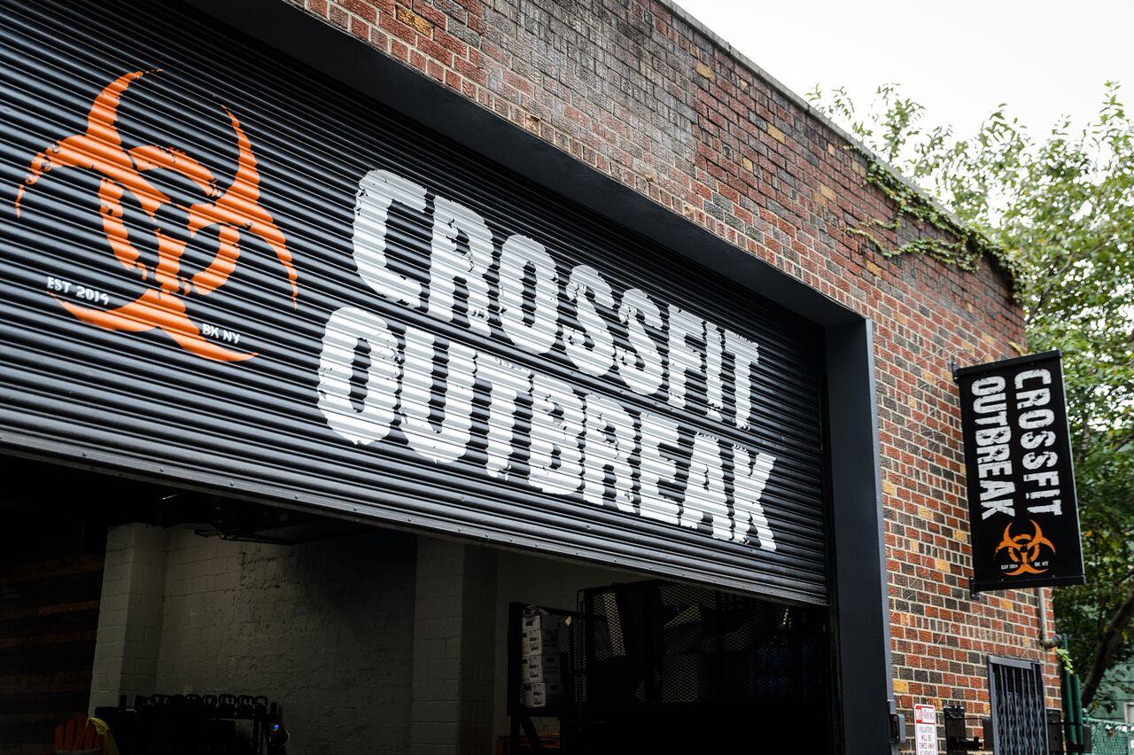 CrossFit is always a dude favorite.