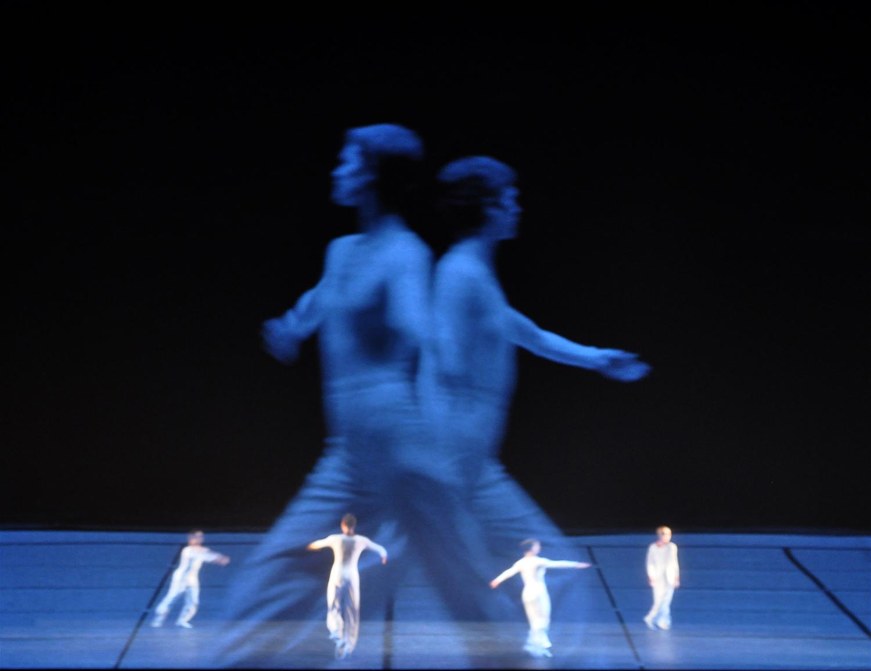 Lucinda Childs' Dance.