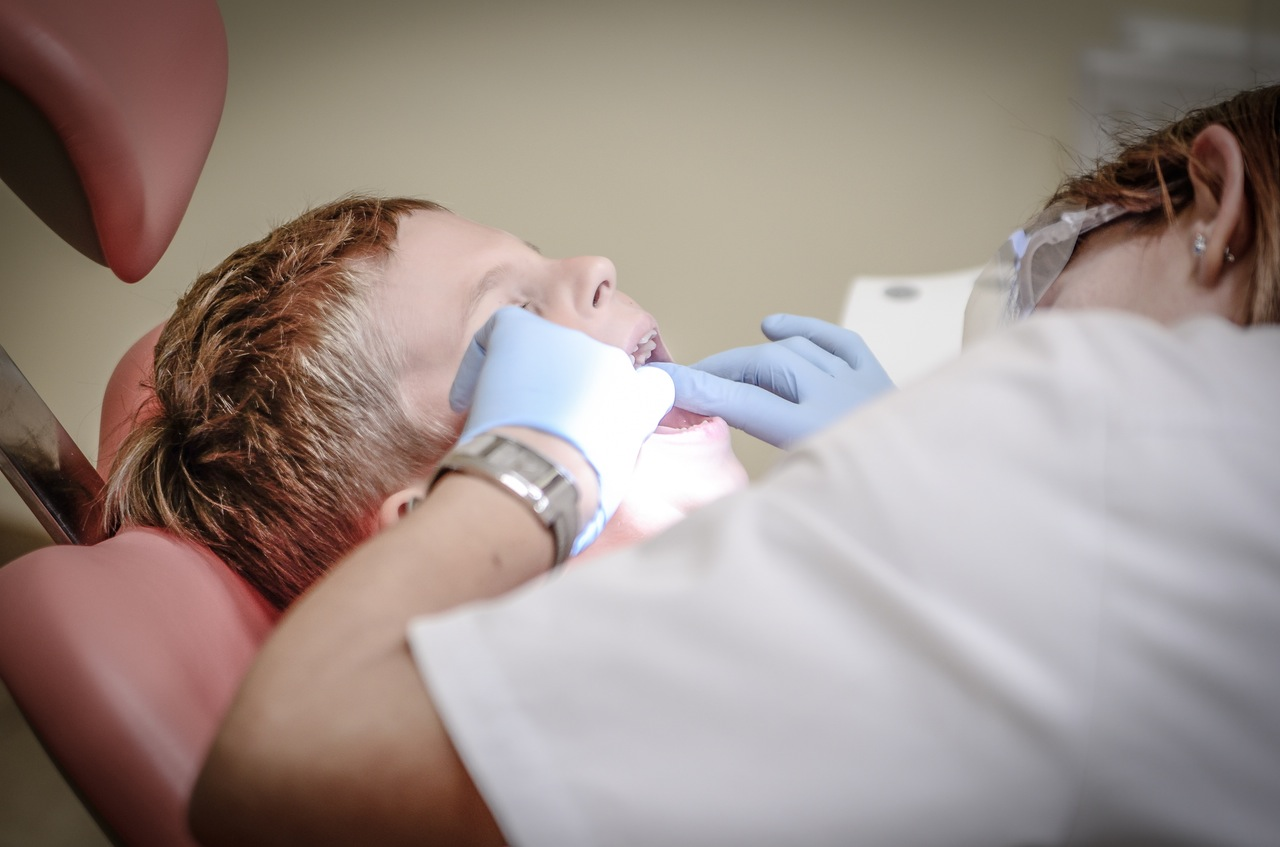 Share your selfie with your dentist or hygienist.