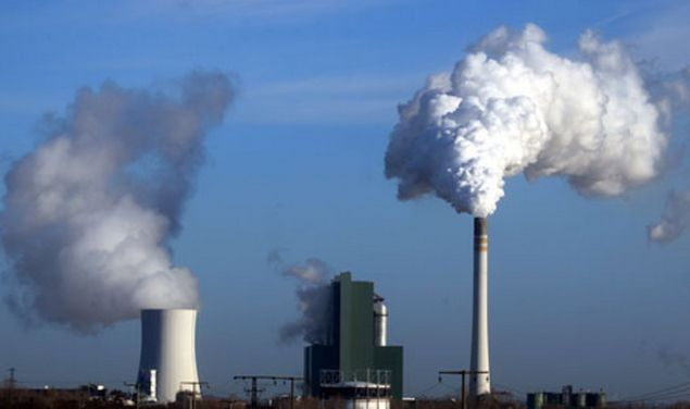 Pollution: not just bad for the environment, but also bad for your brain.