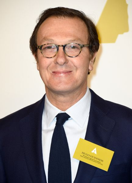Writer Hugo Guinness attends the 87th Annual Academy Awards Nominee Luncheon at The Beverly Hilton Hotel on February 2, 2015 in Beverly Hills, California.